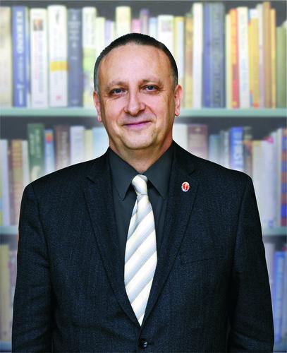 prof. dr hab. n. med. Janusz Moryś