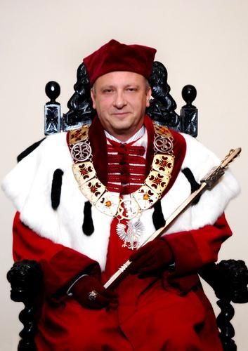 prof. dr hab. Janusz Moryś