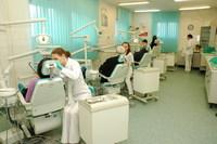Pacjenci mogą skorzystać także z usług stomatologicznych