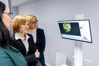 Prezentacja sprzętu Centrum Symulacji Sercowo-Naczyniowej