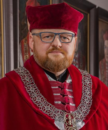 prof. Radosław Owczuk, dziekan WL