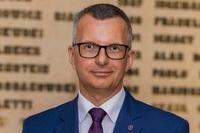 prof. dr hab. Marcin Gruchała, rektor Gdańskiego Uniwersytetu Medycznego; fot. Paweł Sudara/GUMed