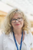 prof. Edyta Szurowska, kierownik Zakładu Radiologii UCK, prorektor ds. klinicznych GUMed.