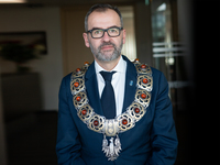 prof. dr hab. Piotr Stepnowski, rektor Uniwersytetu Gdańskiego; fot. Arek Smykowski/UG