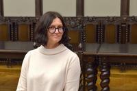 prof. dr hab. Adriana Zaleska-Medynska, dyrektorka Związku Uczelni w Gdańsku; fot. Krzysztof Krzempek/PG