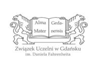 Godło Związku Uczelni  w Gdańsku