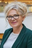 prof. Edyta Szurowska; fot. Paweł Sudara/GUMed