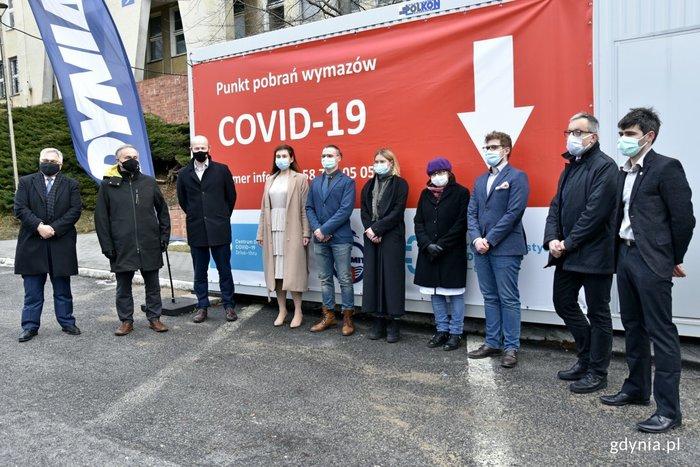 Uroczystość wręczenia podziękować studentom; fot. Magdalena Czernek/gdynia.pl