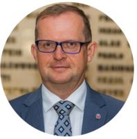 prof. Michał Markuszewski, prorektor ds. nauki